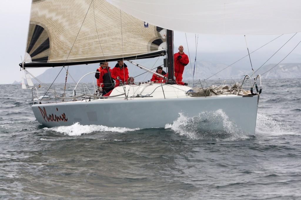 foto regata surne 2015_phoenix_primer clasificado clase A