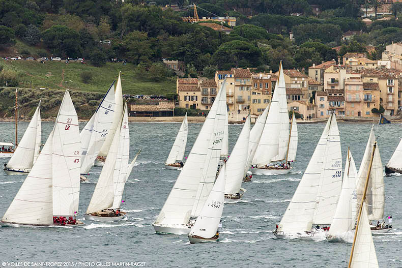 03/10/2015, Saint-Tropez (FRA,83), Voiles de Saint-Tropez 2015, Final Day