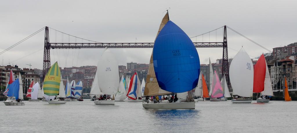 foto archivo regata gallo 2014 2