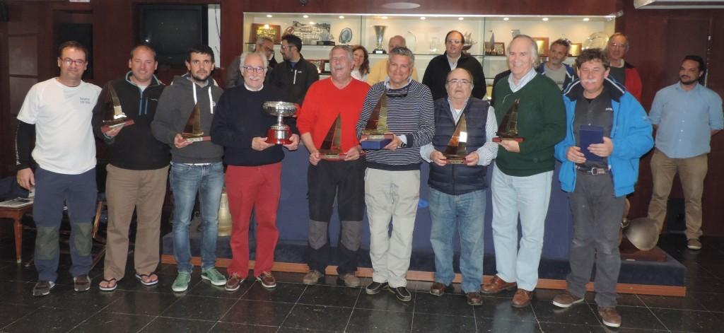 Vencedores 41 Campionat Interclubs 1