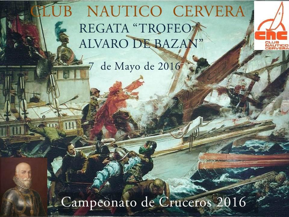 Cartel Alvaro de Bazan