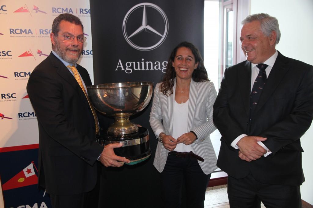 foto presentacion campeonato bizkaia_I Copa mercedes benz 1