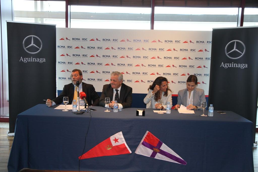 foto presentacion campeonato bizkaia_I Copa mercedes benz 2
