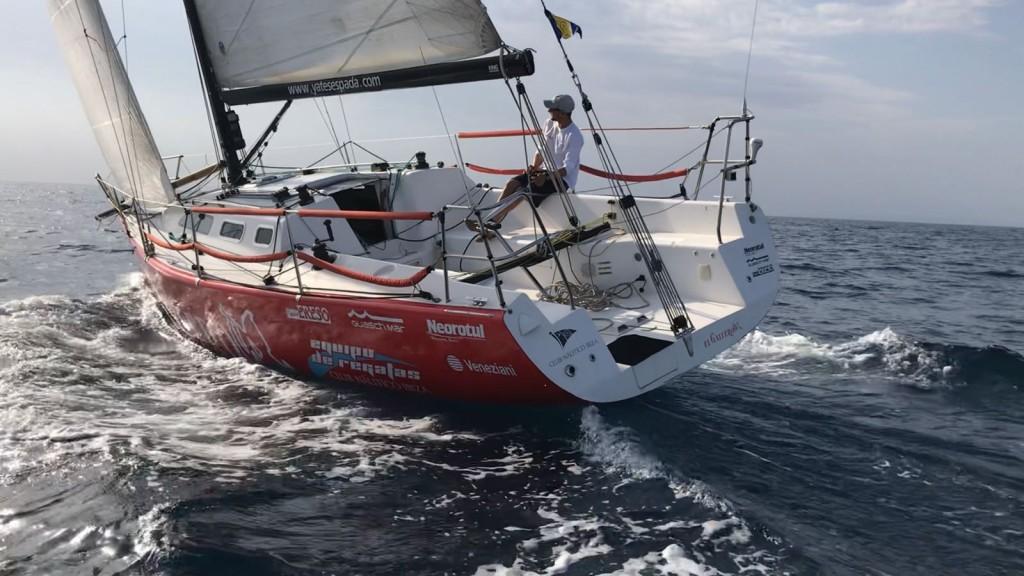 Gaitero - equipo regatas CNI