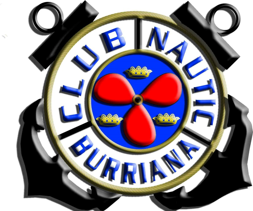 Logo Club Nautic Burriana
