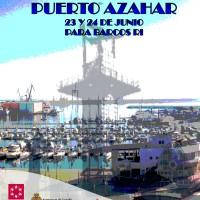 180605 Cartel I Trofeo Puerto Azahar