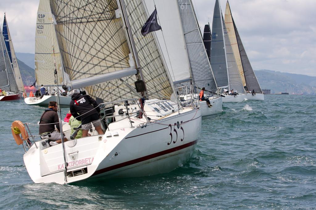 180628 foto archivo campeonato de bizkaia de cruceros