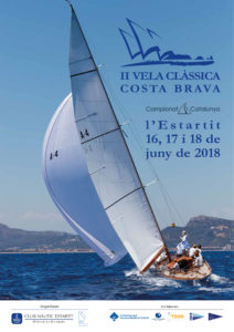 VELA CLASICA ESTARTIT 2018 Cartell-A4-212x300