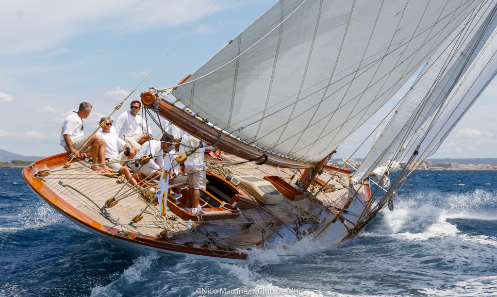© Nico Martinez / XXIV Regata Illes Balears Classics - Palma de Mallorca (ESP)