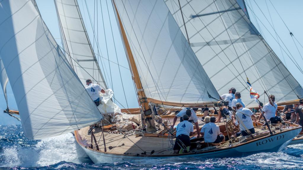 XXV Regata Illes Balears Classics Vela Clásica Mallorca